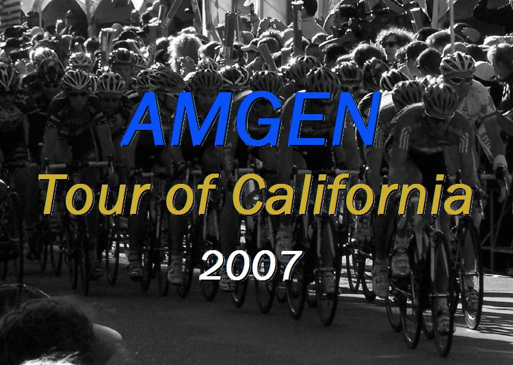AMGEN TOUR OF CALIFORNIA 2007