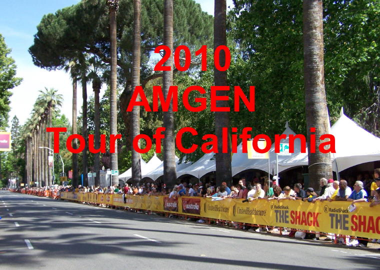 AMGEN TOUR OF CALIFORNIA 2010