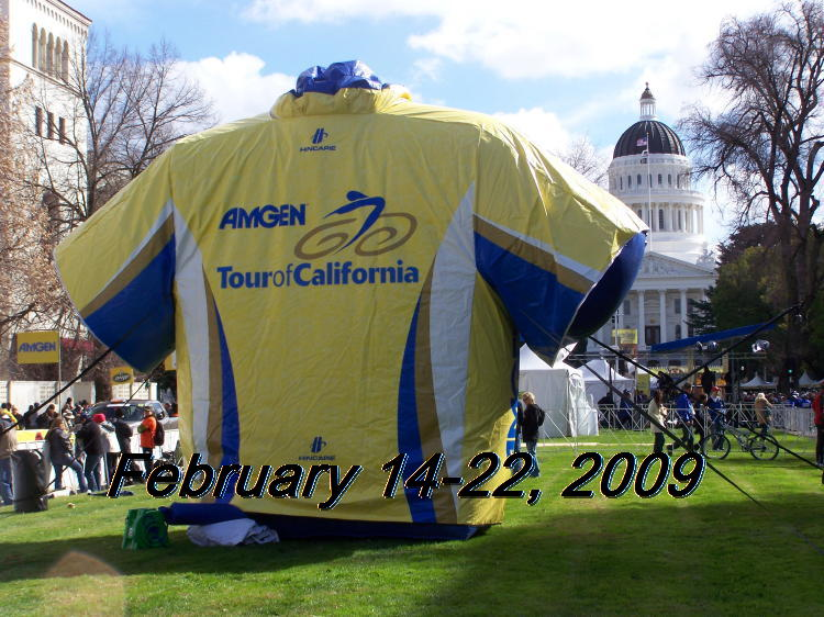 AMGEN TOUR OF CALIFORNIA 2009