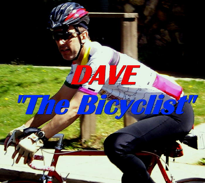 Dave - The Bicyclist