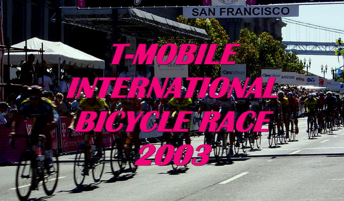 T-MOBILE INTERNATIONAL BICYCLE RACE 2003