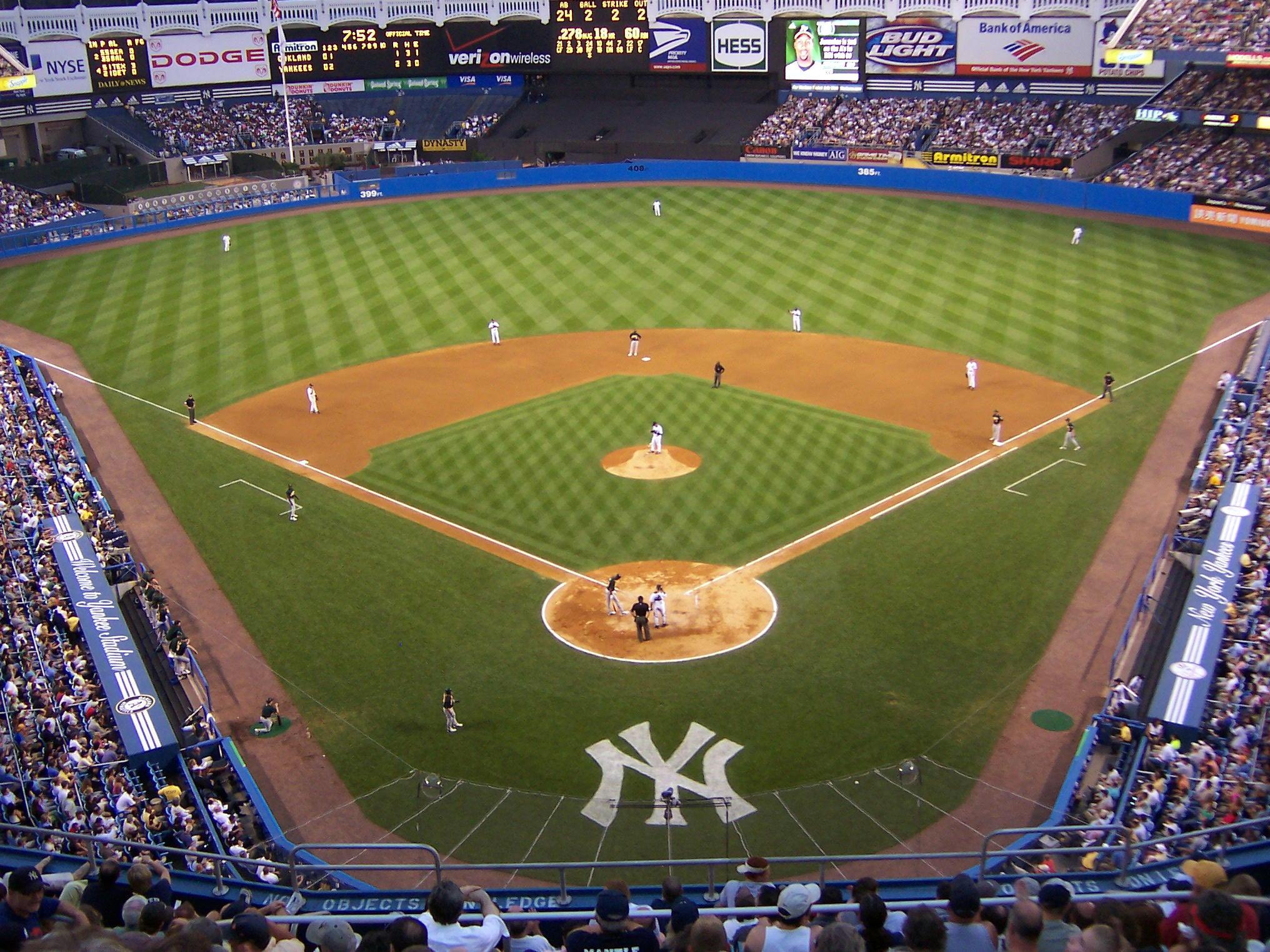 Major League Baseball Fields Major League Baseball Stadiums