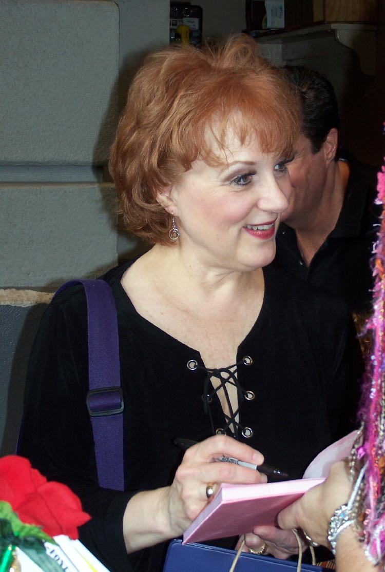 Geanne Lehman, played the role of Mrs. Potts